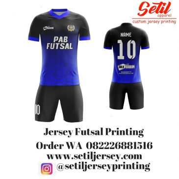 Jersey Printing Solo